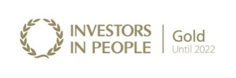 Investors in people - Gold Until 2022